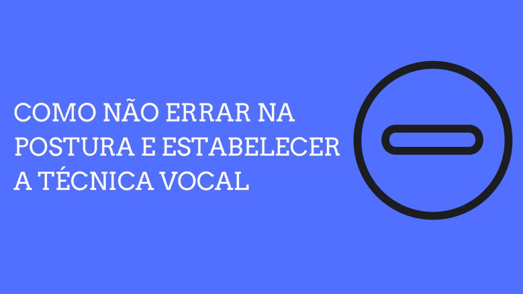 Como Aprender a Cantar Bem