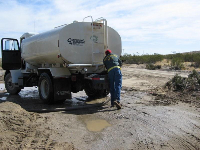 Truck Water Truck Driver Kllm Drives