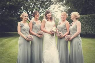 Wedding, bridesmaids, bride photography, daniel fletcher photography