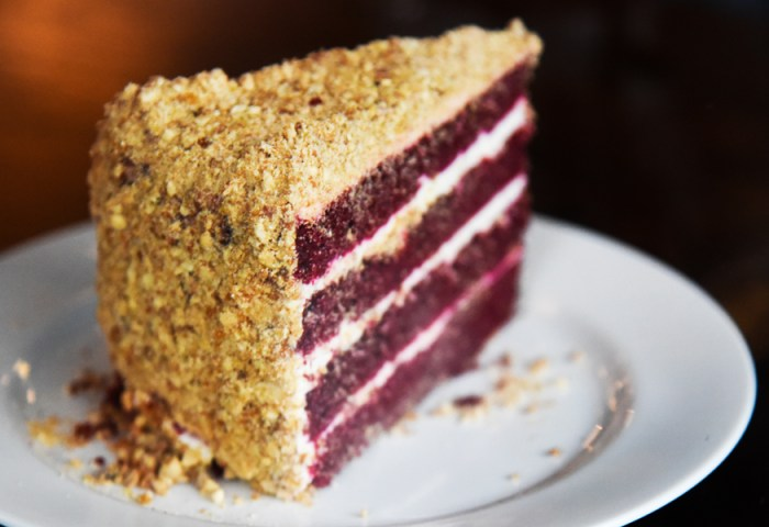Union Deli This Red Velvet Cake And Pie The Best In Jakarta
