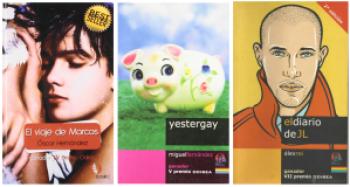 anteriores cubiertas portadas odisea editorial viaje marcos oscar hernandez yestergay diario