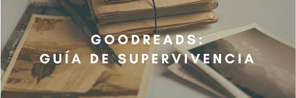 cómo utilizar goodreads manual guía