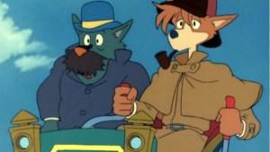 sherlock hound anime watson dibujos animados blog daniel fuertes