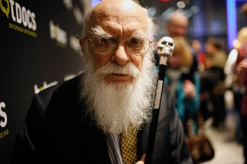 """James """"The Amazing"""" Randi is the subject of """"An Honest Liar"""" which documents his life as a magician"""