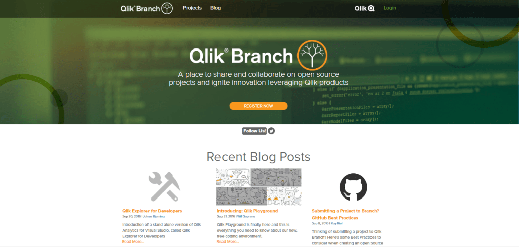 qlikview vs qlik sense branch projects