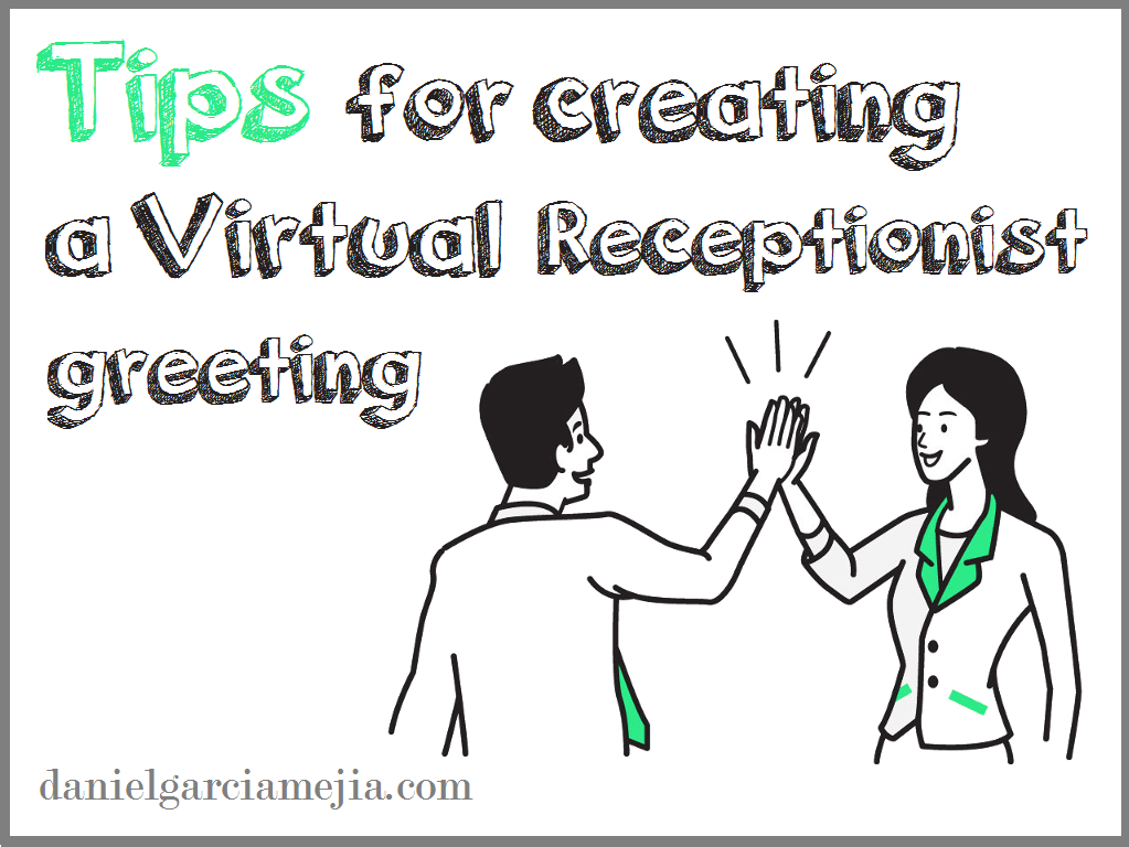 virtual recepcionist banner blog