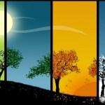 Cruzada a favor del conocimiento. Cápsula 2.  Las estaciones del año.