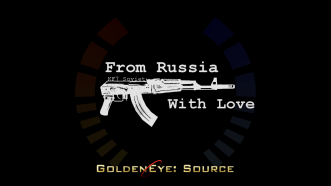 Russia with Love - Black