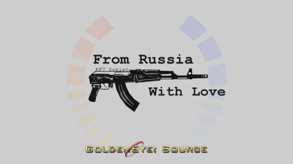 Russia with Love - Grey