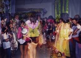 Sono incazzato nero e tutto questo non lo voglio più, performance frame, Viafarini, Milan, 2006