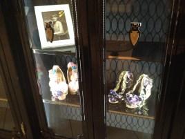 Daniel González, Sculpture Shoes, 2014, installation view at Visionnaire Home Philosophy, Milan