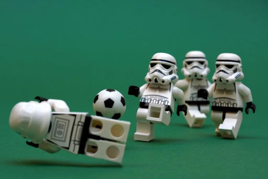 El fútbol, los proyectos y la abuela de mi jefe