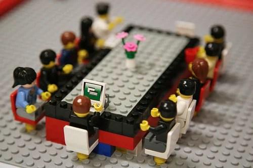 Consejos para mantener reuniones productivas