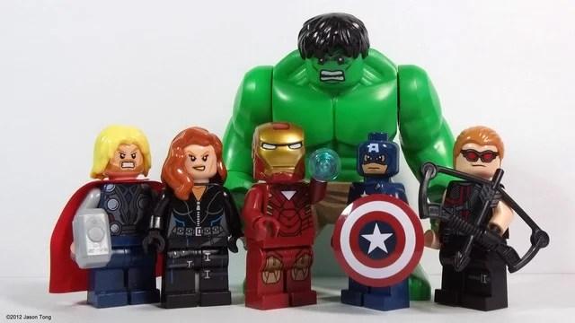 En qué se parece tu equipo a Los Vengadores