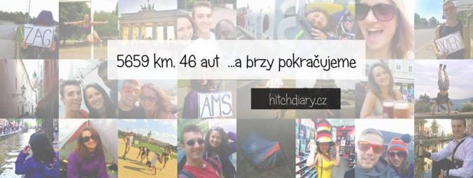 Cestovatelský deník jedné stopařky.