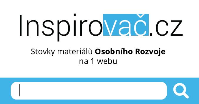 Inspirovač.cz - Filtr inspirace z internetu