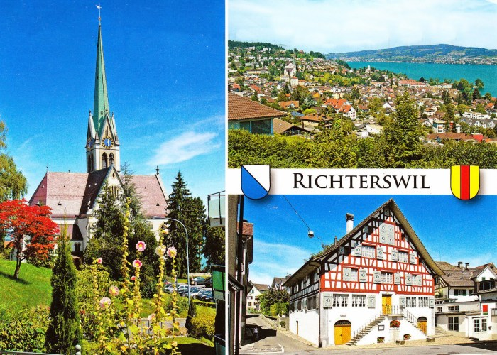 """07 – Richterswil – Our Swiss """"Hometown"""""""