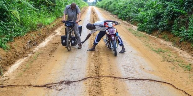 bikers and siafu - photo