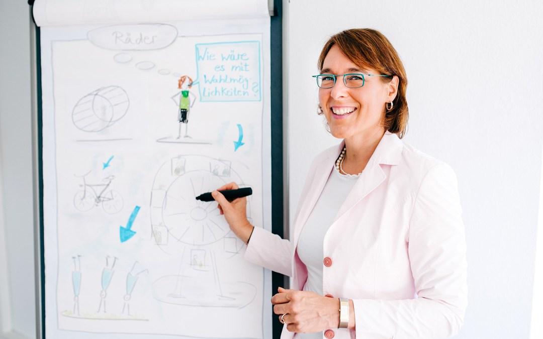 Die Frau der Worte – im Gespräch mit Vanessa Vetter