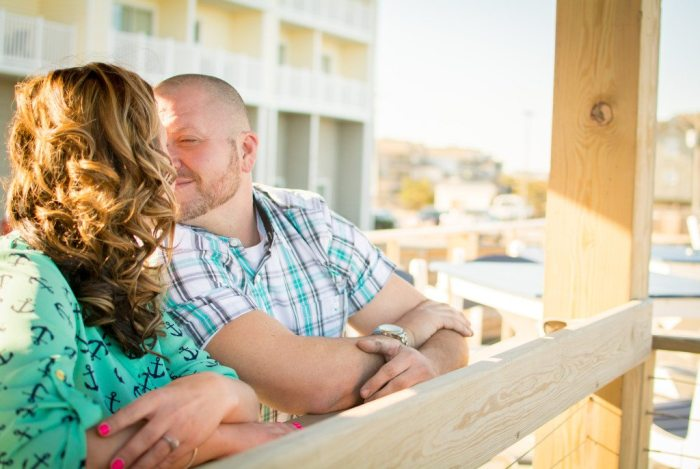 sam-heather-engagement-virginia-beach-nags-head-engagement-photography-photographer-wedding-love-sunset-spring-casual-fun-relaxed-together-ring-beautiful-vibrant-lush-full-black-white-8