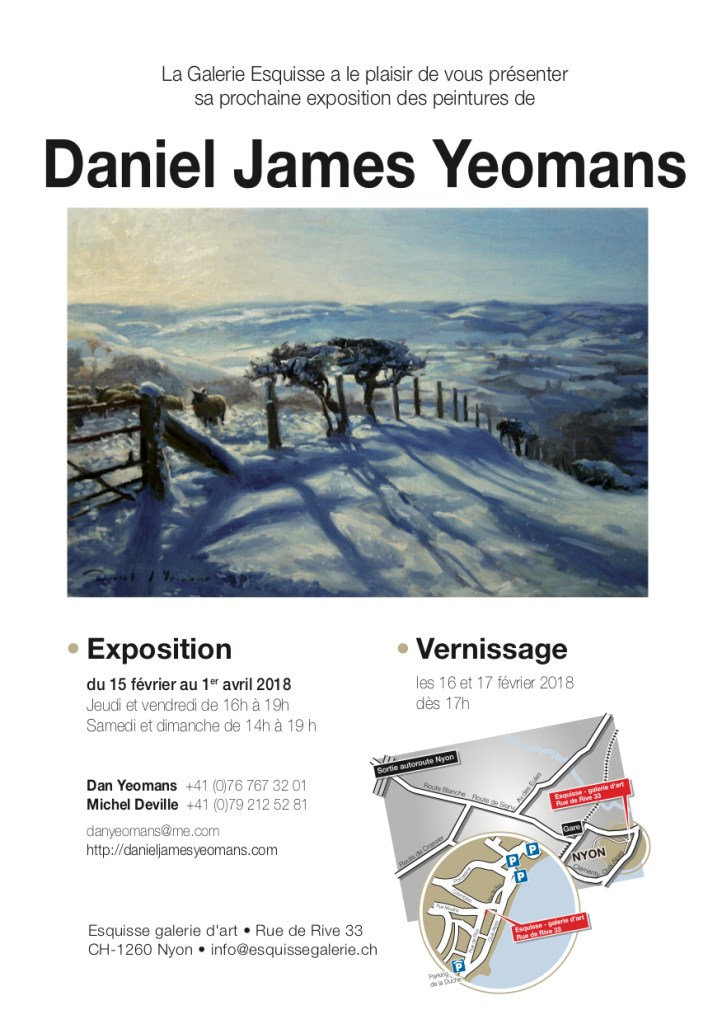 exhibition details - Nyon, Geneva