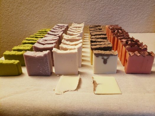 Curing Soaps