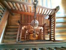 Staircase in Liberty London