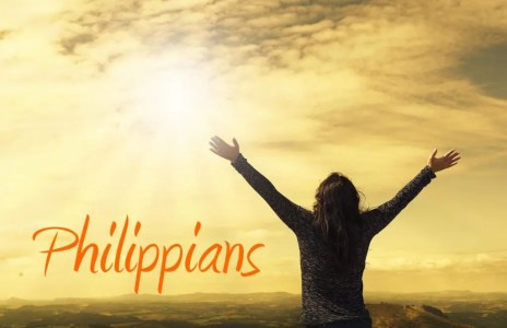 Philippians - The Joy Epistle
