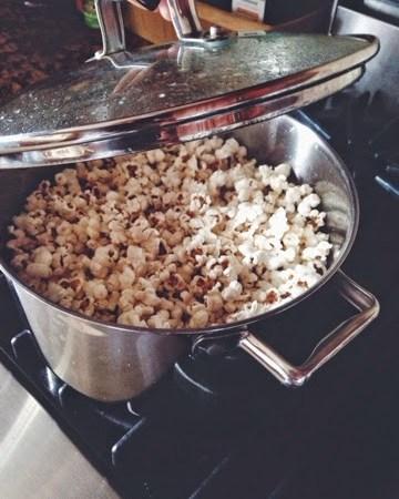 Andrew's Popcorn
