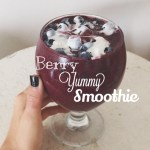 Berry Yummy Smoothie