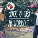 Quick & Easy Ab Workout