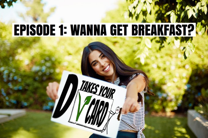 Episode 1: Wanna Get Breakfast?