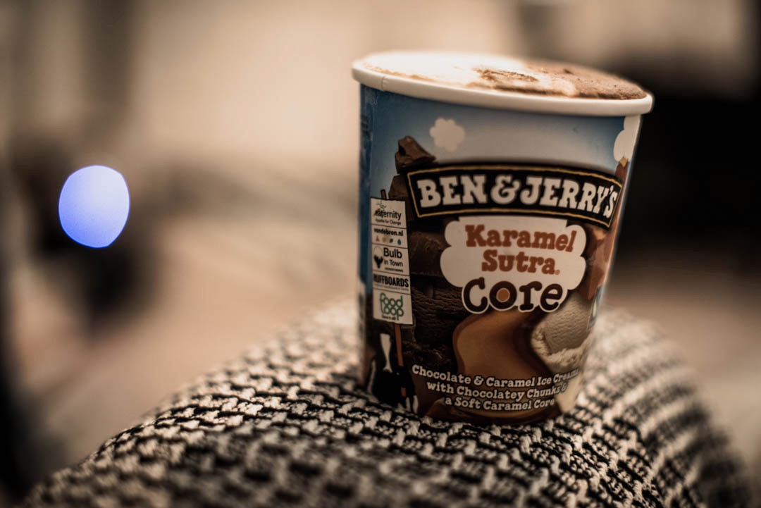 Ben & Jerry's Karamel Sutra