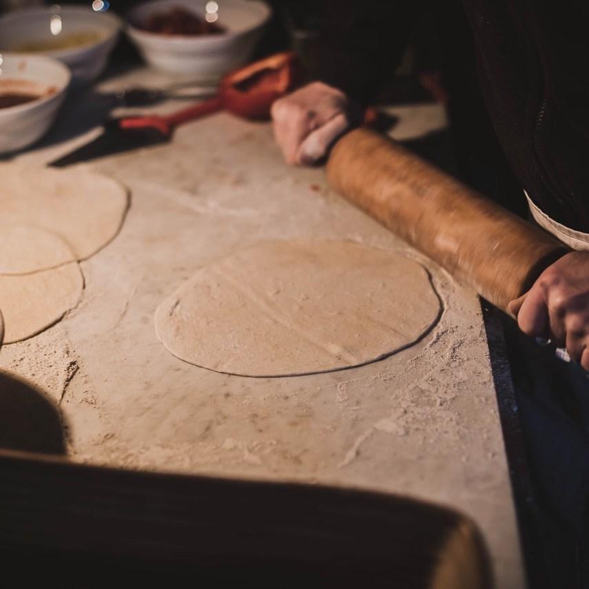 Pizzabacken Kulturfabrik