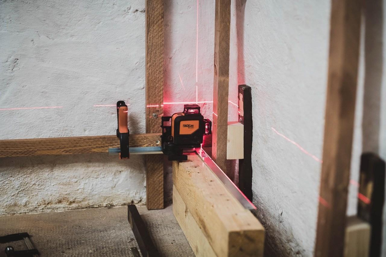 Tool Review: Rotationslaser TackLife SC -L04