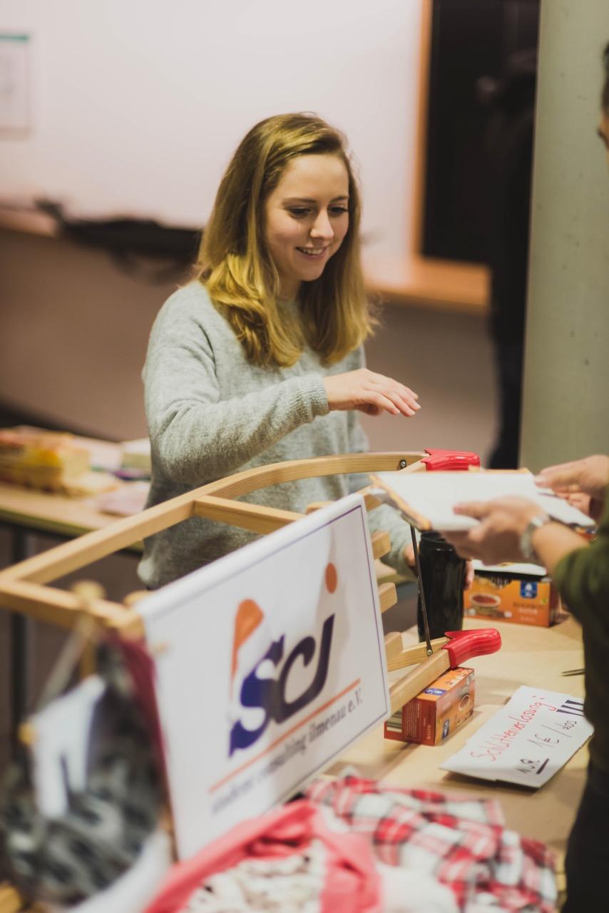 Vereihnachtsmarkt 2017|Rotaract Club Ilmenau