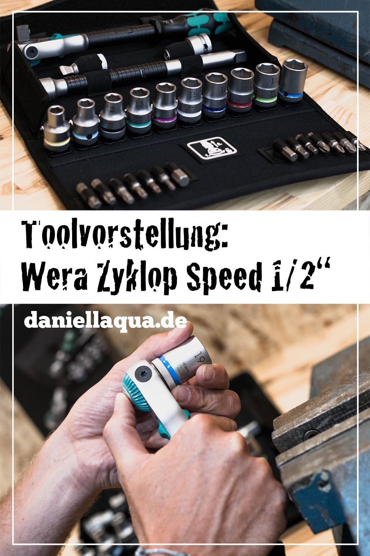 Toolvorstellung Wera Zyklop Speed Knarrensatz