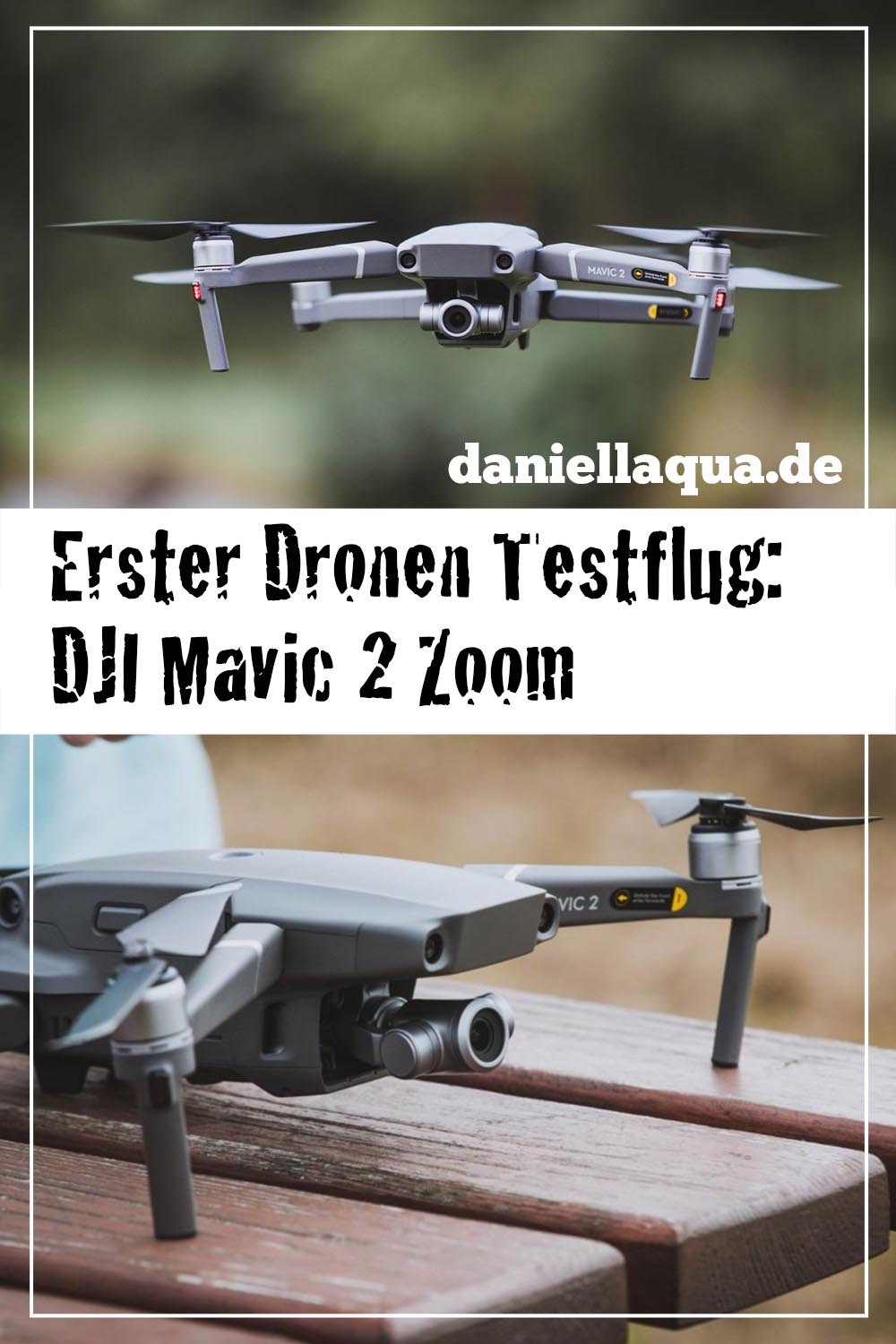 DJI MAVIC 2 Zoom Pin