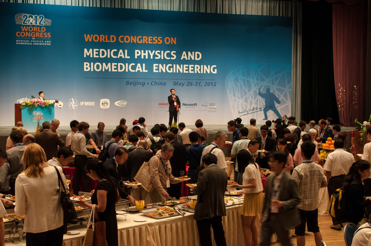 World Congress 2012 in Beijing China