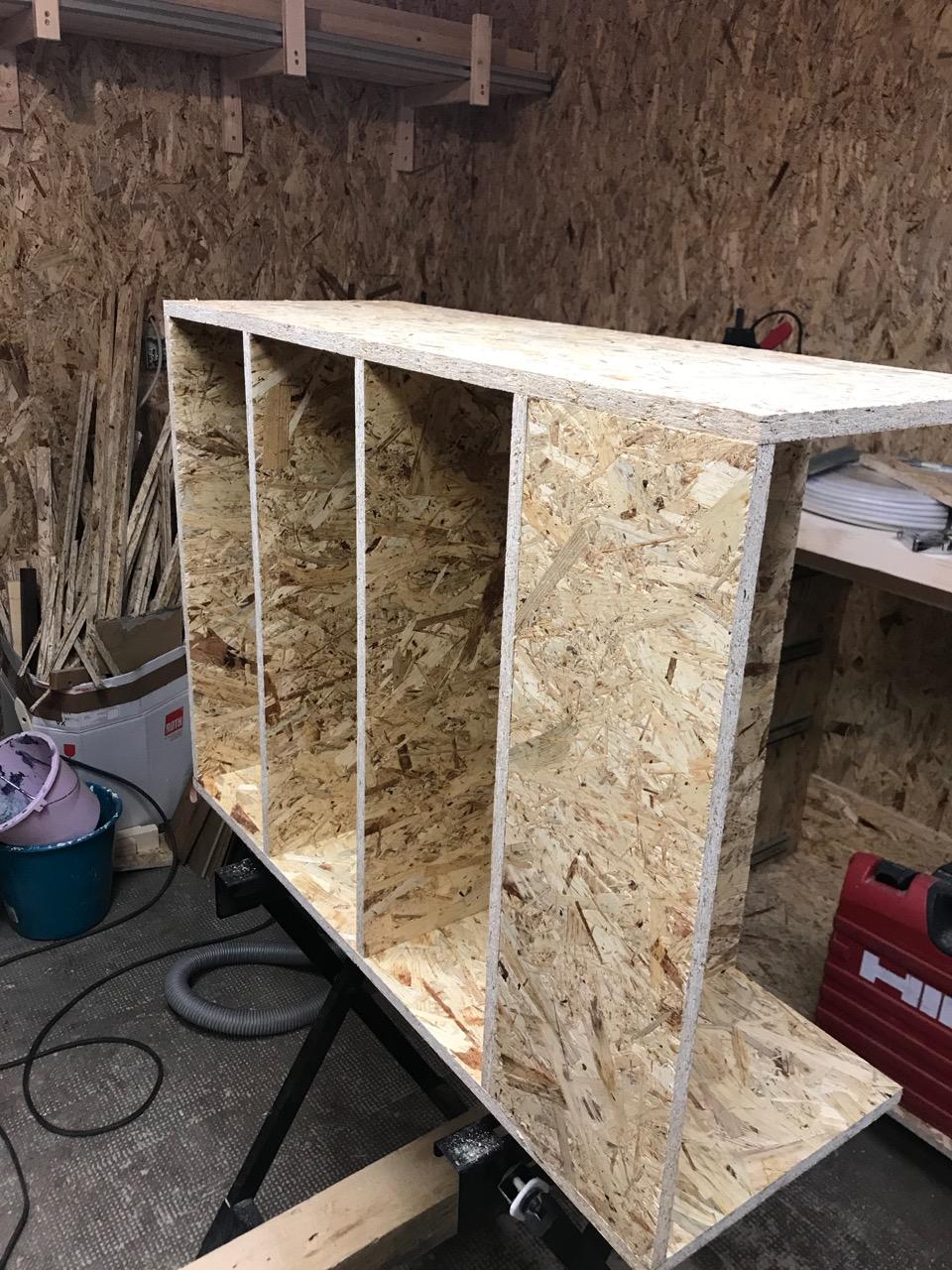 Den Keller zu einer Hobbywerkstatt ausbauen - Teil 2