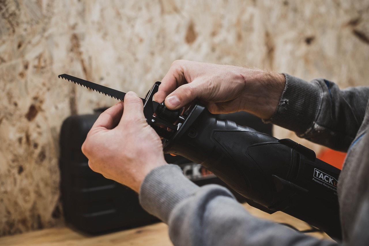 Tool Review: TackLife Säbelsäge RPRS01A