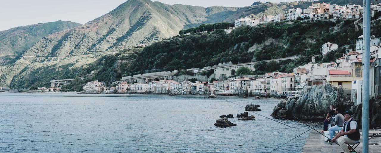 Reggio di Clabria - Scilla - Italy