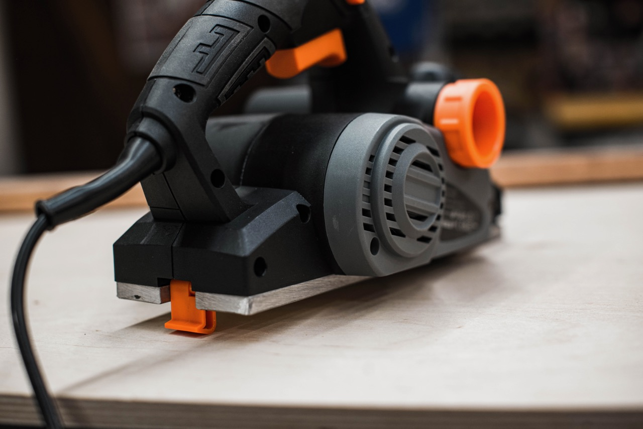 Tool Review: TackLife Elektrohobel EPN01A 710W