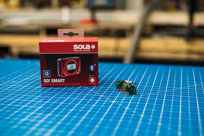 Tool Review: SOLA GO! SMART Neigungsmesser