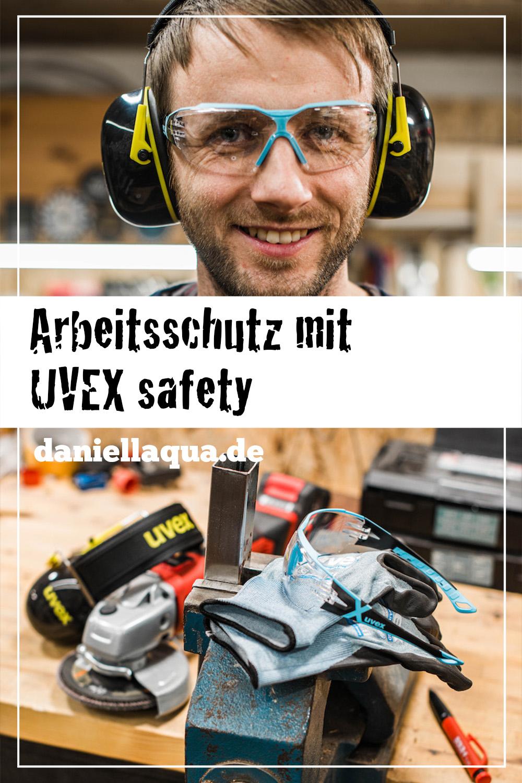 Arbeitsschutz mit UVEX Pin