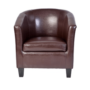 Sillon marron 7938 Daniellas home