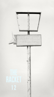 The Racket Issue 12 Cover