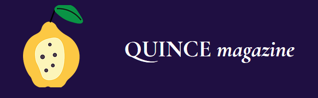 Quince Magazine logo