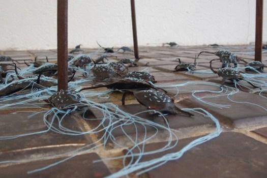 L'attente, Galerie Medusa, Bayeux