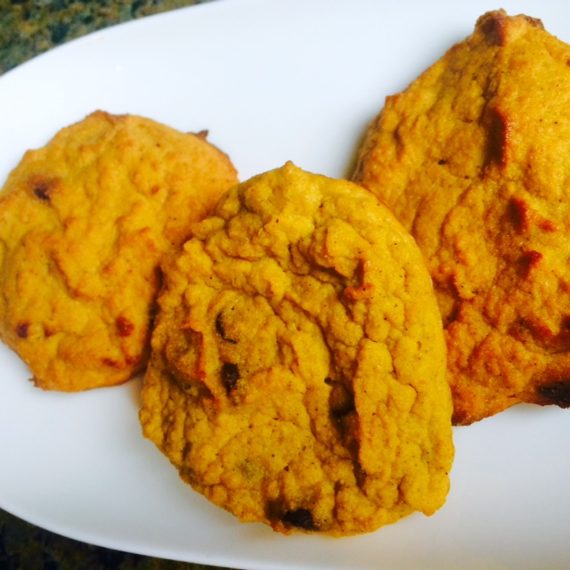 pumpkin cookies (2)